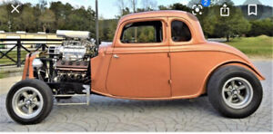 1934 Ford | Great Selection of Classic, Retro, Drag and