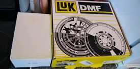 Dual mass flywheel and clutch kit for sale 1.9 120bhp vectra c