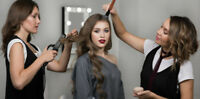 Makeup and Hairstyling