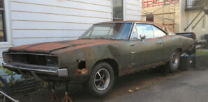 1968 Dodge Charger Restoration Project Complete No's matching