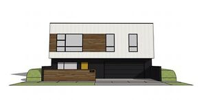 Southside Modern Infill - Solo House by Type Three Homes