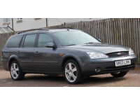 **LHD** Ford Mondeo 2.0 Ghia Estate (LEFT HAND DRIVE) - EXPORT - NICE BIG CAR
