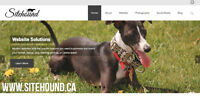 Up to 50% Web Design for Dog Trainers, Groomers, Breeders, Clubs