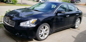 2014 NISSAN MAXIMA 3.5 SV,Top level configuration,low km