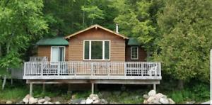 Cottage Rental - Twelve Mile Bay Lot 82