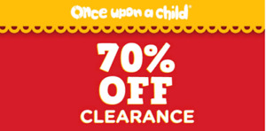 70% off Remaining clearance!!