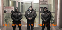 Get licensed to work as a security guard asap!