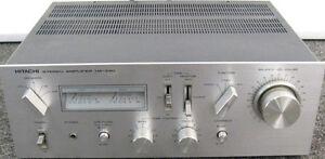 Rare Vintage Hitachi HA-330 amp-with preamp