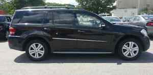 2008 Mercedes-Benz GL-Class Leather SUV, Crossover