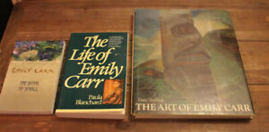 The Art of Emily Carr + The Book of Small and Her Bio
