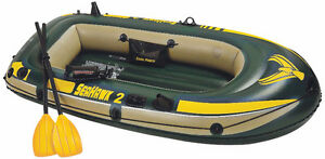 Seahawk 2 Two-Person Inflatable Boat, New