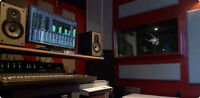 Audio Recording Studio Services - JL Recording Studios