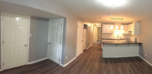 New 2 Bdrm House Basement Suite in Camrose