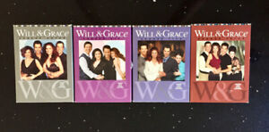 Will & Grace DVDs