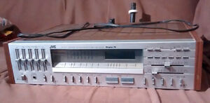 Digital synthesizer stereo receiver Super A JVC R-S77 à $ 99.