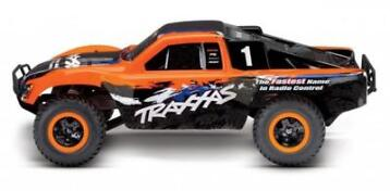 Traxxas Slash 2WD - Orange (Limited Edition) - TopRC