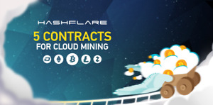 Cloud mining - Calculate your profit now
