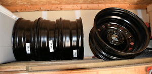 4 - 16 inch wheels for sale