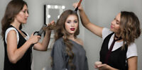 Makeup and Hairtstyling