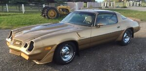 IMMACULATE! 1981 CAMARO Z28!  PRIVATE SALE! FINANCING OAC!