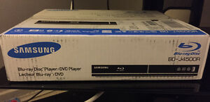 Brand new in box Samsung blue ray player