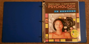 Psychology In Modules, Twelfth Edition