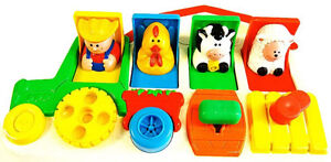 Jouet surprise de la ferme Fisher-Price
