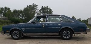 1978 OLDS CUTLASS SALON AEROBACK ,  V8, AUTOMATIC