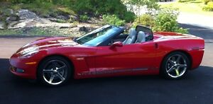 2007 Chevrolet Corvette Convertible.
