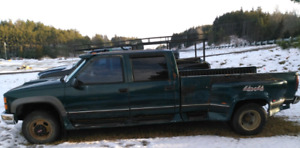 1997 GMC SIERRA 3500 DUALLY 4X4