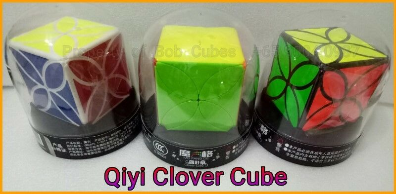 == Qiyi Clover Cube for sale in Singapore