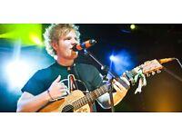 Ed sheeran live @ the o2 x2 Tickets