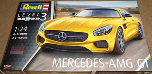 Revell Germany 1/24 Mercedes-AMG GT