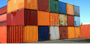 Wanted-cargo container