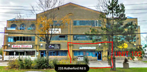 Industrial Unit Space for Lease Brampton Steeles Rutherford Road