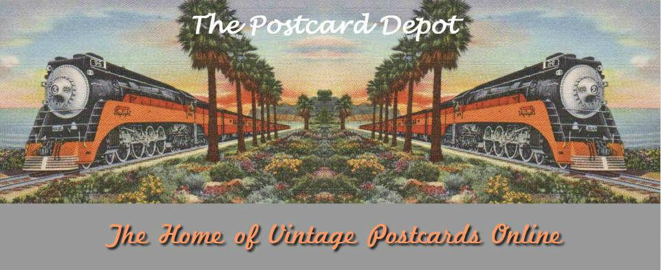 THE POSTCARD DEPOT
