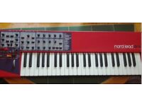 Nord Lead 2x For Sale / Trade