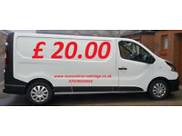 Man and van poole 24hrs express services