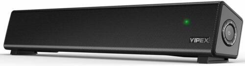 VIPEX Bluetooth 5.0 PC Speakers Sound Bar Computer Speakers sk001