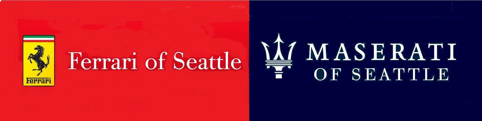 Ferrari & Maserati of Seattle