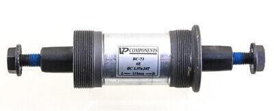 SUNLITE EURO SEALED MECHANISM 1.37 x 24tpi  ENGLISH 68//73mm BOTTOM BRACKET SET