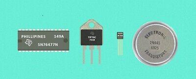Assorted Rare Semiconductors Transistors Ics - You Pick - Many Germanium