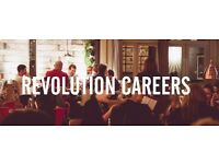 Sales & Events Co-ordinator / Hostess - Revolution Cardiff - FULL TIME