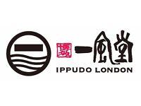 Factory Staff Wanted - Ippudo London