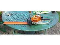 Stihl hedge trimmers hs45 good condition