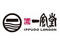 FLOOR STAFF NEEDED - Ippudo London Canary Wharf