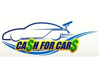 Cash 4 Cars • Unwanted Vans •Unwanted Cars • Trucks •4x4 Top Prices Paid On Collection