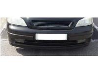 Vauxhall Astra G Mk4 Front Bumper Hatch / Estate / Saloon / Van