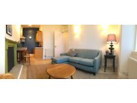 Festival Let - Bright one-bedroom flat in central location - Sleeps 3
