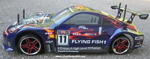 New RC Drift Car Electric 1/10 Scale City of Toronto Toronto (GTA) image 1